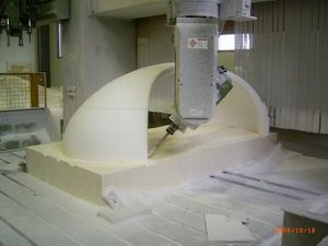 卵型浴槽1