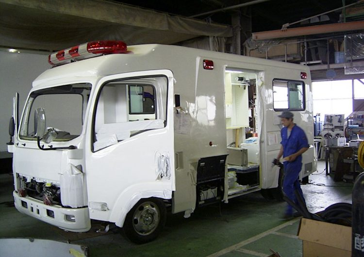 救急車輌3