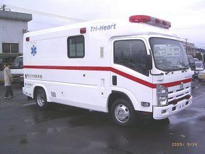 救急車輌4